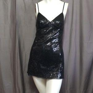 Victoria's Secret The Lacie Sequins Lace Slip